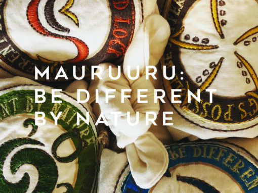 Mauruuru Be Different By Nature